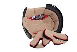Evs Sports Vortek T7 Helmet Liner - Red - Size: Medium