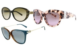 Michael Kors Women's Sunglasses: Andorra Tortoise Frame/brown Lens