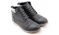 Xray Men's Kimball Boots - Gray - Size: 11