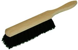 "Zephyr 40108 Tampico Natural Wood Block Counter Brush, 8"" Length (Pack of 12)"