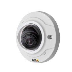 AXIS M3005-V Network Camera - Color, Monochrome - M12-mount