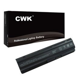 12 Cell 8800mAh High-Capacity Battery for HP 2000-329WM - Black