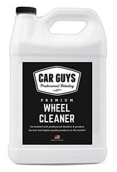 Best Wheel And Tire Cleaner On Amazon! - Safe For All Wheels And Rims - Works On Alloy Chrome Aluminum Clear-coated Painted Polished And Plasti-dipped Rim - 1 Gallon Refill - Wheel Cleaner By Carguys