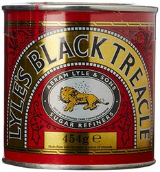 Lyle's 16 Ounce Black Treacle - Pack of 12