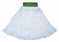"""Wilen Bulldog National Cotton Looped End Wet Mop 12 Pc - Size: 5"""""""