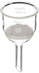 Pyrex Corning Borosilicate Glass Buchner Funnels 150ml 4 Pk