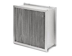 Filtration Group Ashrae Galvanized Steel Frame Cell Box Air Filter 2 Pks