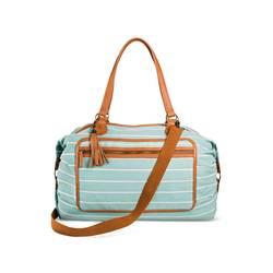 Mossimo Women's Weekender Handbag - Mint