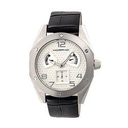 Men's Morphic Watch: 4201 Black Dial