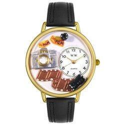 Profession Watches For Women: Photographer/gold
