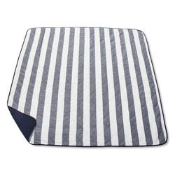 "Threshold Stripe Picnic Blanket - Blue - Size: 70"" x 70"""