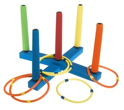 Gamenamics Kids Ring Toss Game for 3+ Years and old