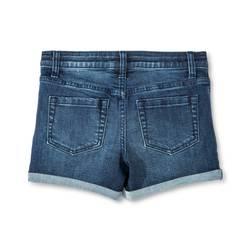 Cherokee Girls Jeans Short - Dark Blue - Size: S(6/6X)