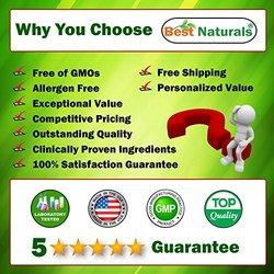 Best Naturals Biotin (Maximum Strength) capsules 10000 mcg, 200