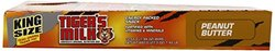 Schiff Tiger's Milk Peanut Butter Nutrition Bars - Energy Packed Snack Fortified with Vitamins & Minerals - 55 grams, 1.94 oz (Pack of 12 Bars)