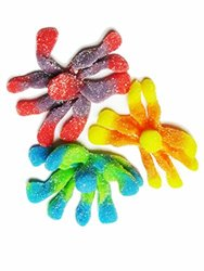 Trolli Sour Brite Octopus Sweet Candy - 5 Pound