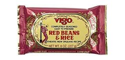 Vigo Red Beans & Rice - Red - 8 Oz (Pack of 2)