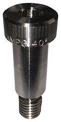 """Small Parts 1/4"""" Shoulder Diameter Alloy 405 Monel Shoulder Screw"""
