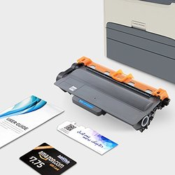 Ink E-sale 3 Pack Brother Tn750 Tn720 Toner Cartridge Compatible For Brother Dcp-8110dn/dcp-8150dn/dcp-8155dn, Hl-5440d/hl-5450dn/hl-5470dw/hl-5470dwt/hl-6180dwt, Mfc-8510dw/mfc-8710dw/mfc-8910dw/mfc-8950dtw/mfc-8950dw