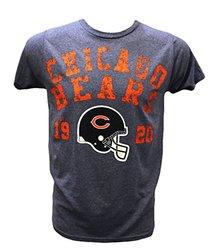 NFL Men's Chicago Bears Vintage Established T-Shirt - Blue - Size: Large