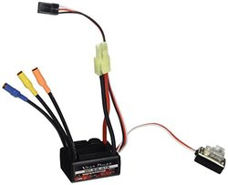 Iron Track Atomik RC 18A Brushless ESC for Iron Track Tyronno 4WD RC