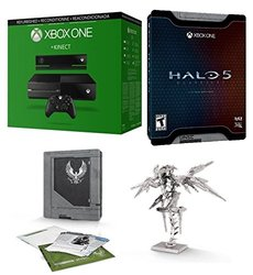 Xbox One 500GB with Kinect and Halo 5 Limited Edition
