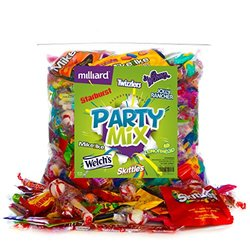Milliard Assorted Classic Candy Party Mix Bulk Bag - 4.2 lb