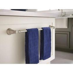 Banbury 18 in. Towel Bar in Spot Resist Brushed Nickel
