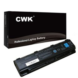Replacement Laptop Battery For Toshiba Satellite C55D-A5107 - Black