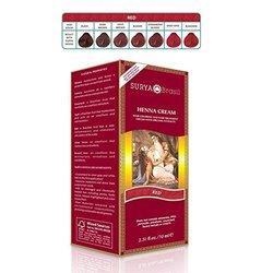 Surya Brasil Henna Hair Coloring & Hair Treatment Cream - 2.31-Ounce