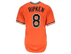 Majestic Athletic Men's Baltimore Orioles Cal Ripken Cooperstown Jersey Xx Large
