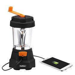 VonHaus 4-in-1 Camping Lantern and Flashlight