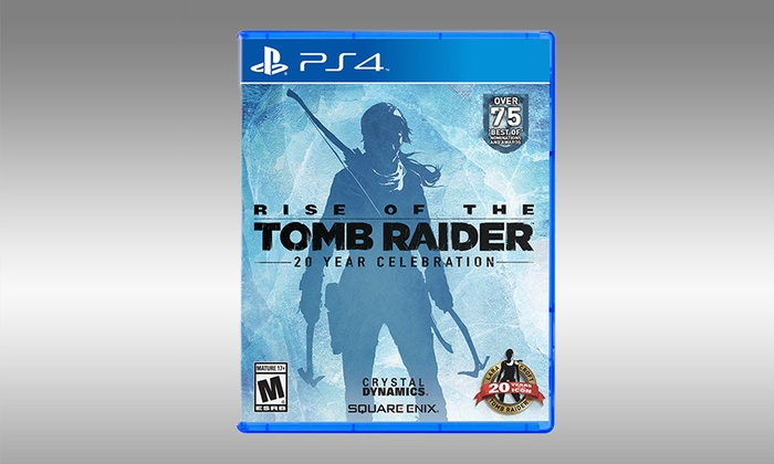 Rise Of The Tomb Raider 20 Year Celebration Ps4 Check Back Soon