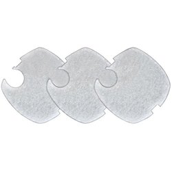 Aquatop AT02060 Cf-400 Replacement White Filter Pads, 3-Pack