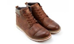 Xray Men's Kimball Boots - Tan - Size: 8