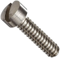 Small Parts 303 Stainless Steel Machine Screw