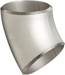 Merit Brass Stainless Steel 304/304L Butt Weld Pipe Fitting