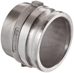Dixon Valve Aluminum 356T6 Boss Lock Type F Cam & Groove Hose Fitting