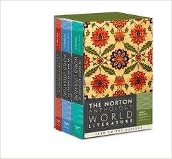 W W Norton The Norton Anthology of World Literature - Vol. D, E, F
