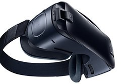 Samsung Gear Virtual Reality Headset R323 - Black 1030941