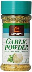 Lawry's Garlic Powder with Coarsely Ground Garlic - 5.5 Oz
