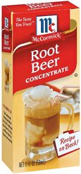 McCormick Root Beer Concentrate Unit (Pack of 2-ounce, 6