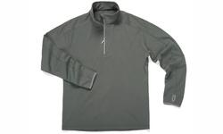 Zorrel Men's Fleece Pullover - Titanium - Size- 3XL