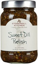 Stonewall Kitchen Sweet Dill Relish - 16.75 oz.