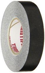 "Thomas 1/2"" W Pressure Sensitive Vinyl Label Tape - Pack of 6 - Black"