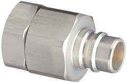 """Snap-Tite 1/2"""" NPTF Female x 1/2"""" Coupling Quick-Disconnect Hose Coupling"""