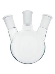 Kimble 3000 ml Capacity Borosilicate Glass Round Bottom Distilling Flask