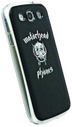 Motorheadphones 89699 Metropolis Undercover Case for Samsung Galaxy S III - 1 Pack - Retail Packaging - Black/White