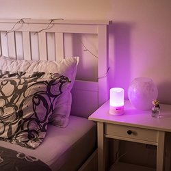 Aromatherapy Diffusers by Allure Aromatics   NEW IMPROVED TECHNOLOGY WITH MULTI COLORED LIGHTS   Cool Mist Humidifier for Relief from Asthma & Allergies   Essential Oil Diffuser with Multi Light Modes & Auto Shut-Off   Diffusers For Essential Oils