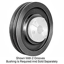 Browning 3B66SD Cast Iron 3 Groove A or B Belt Q-D Sheave